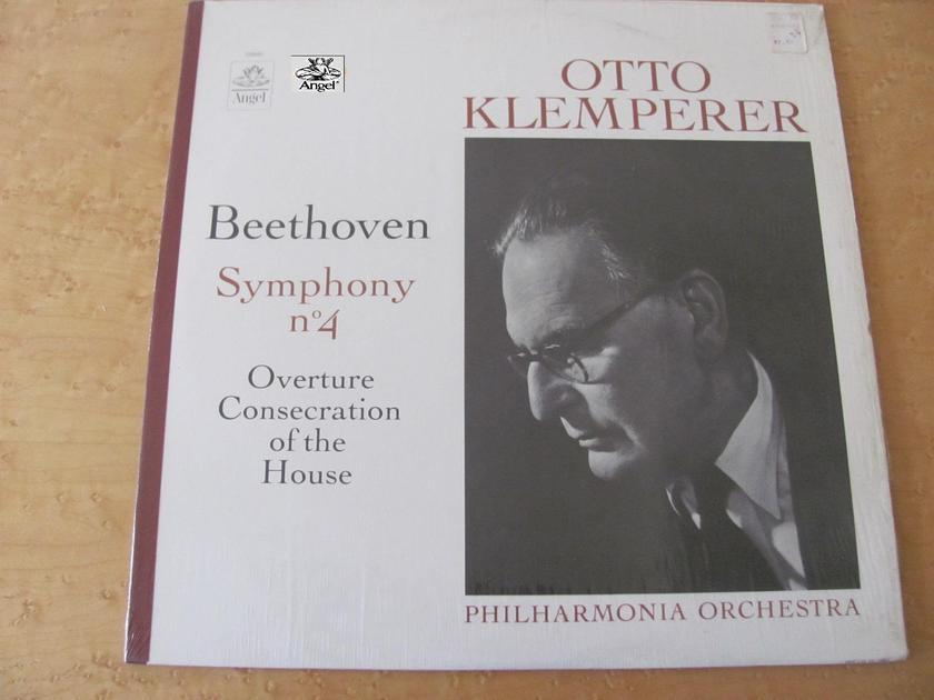 Beethoven: Symphony No. 4,  - Angel Records, Otto Klemperer,  Philharmonia Orchestra, NM