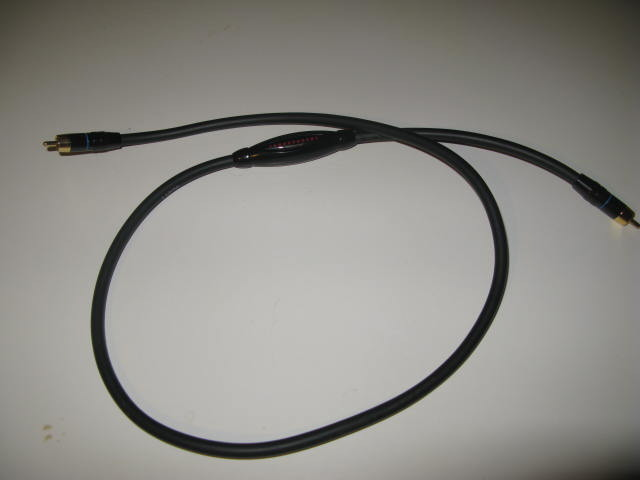 Transparent Cable Interconnects Musiclink RCA 1.0 meter