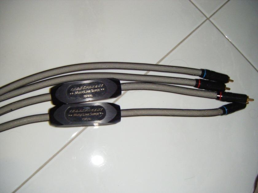 Transparent  interconnect super XL rca