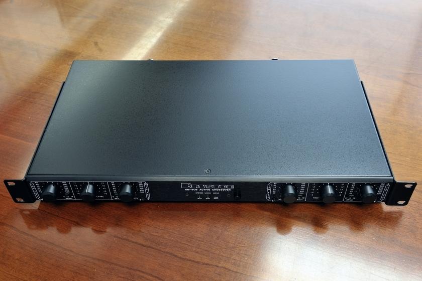 Bryston 10B-SUB Electronic Crossover XLR Balanced Inputs & Outputs