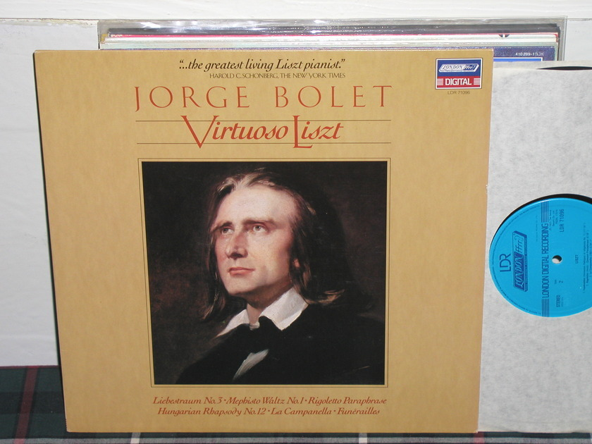 Jorge Bolet - Liszt Mephisto London/holland ldr 71096