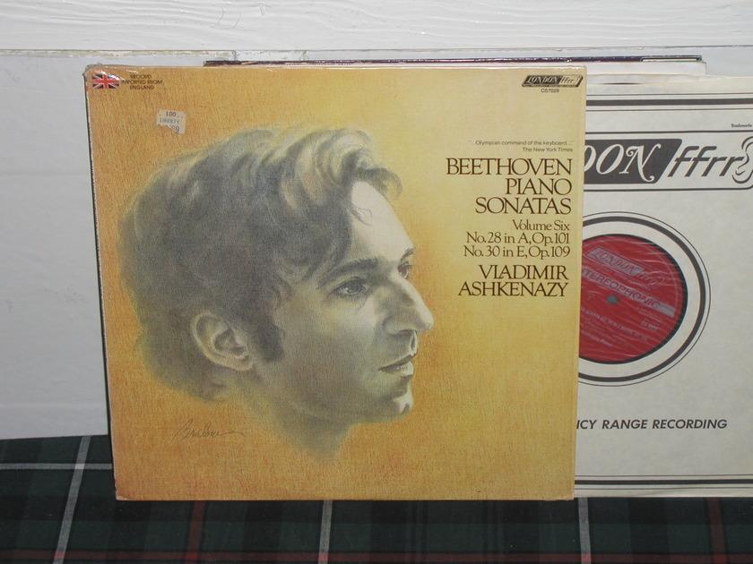 Vladimir Ashkenazy - Beethoven  Sonatas London narrowband holland