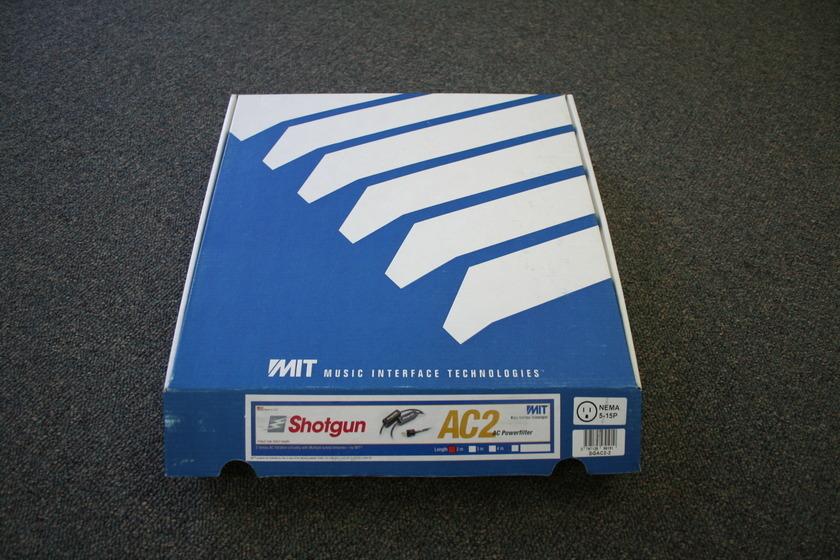 MIT Shotgun AC 2 Powercord 20 amp -- (see pics)
