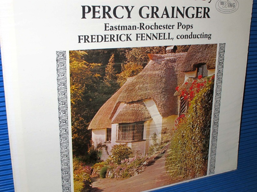"""GRAINGER/Fennell -   - """"Country Gardens"""" -  Mercury Wing 1966 SEALED"""