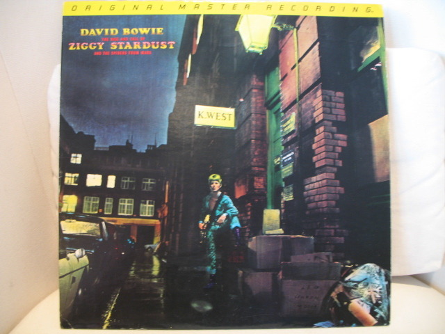 David Bowie - The Rise & Fall Of Ziggy Stardust MFSL 1-064