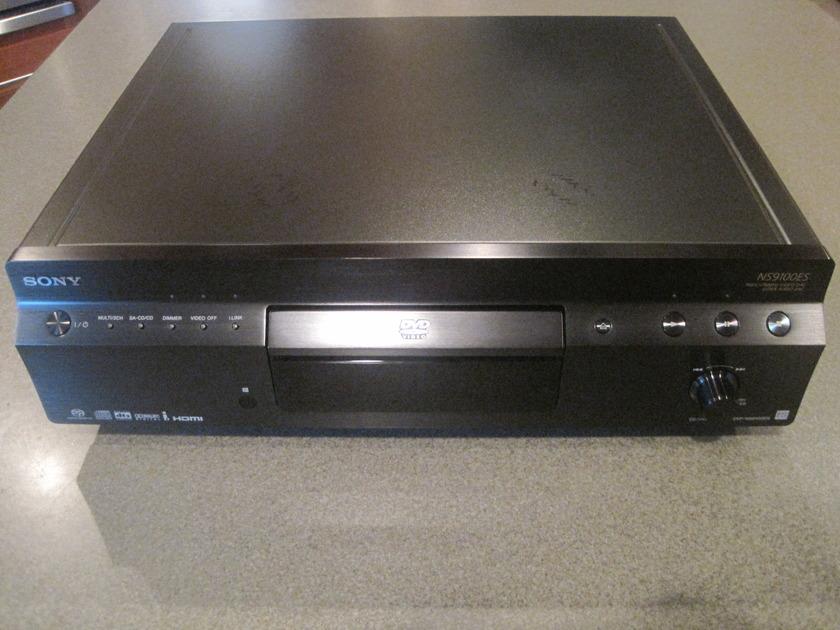 Sony DVP-NS9100ES  SACD and DVD