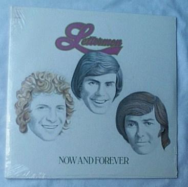 Lettermen LP-Now and forever- - sealed 1974 album-superb vocal harmonies