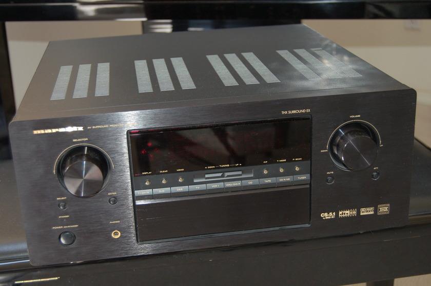 Marantz SR8200 THX surround sound receiver