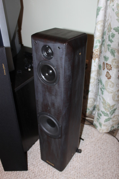 Sonus Faber Toy Towers