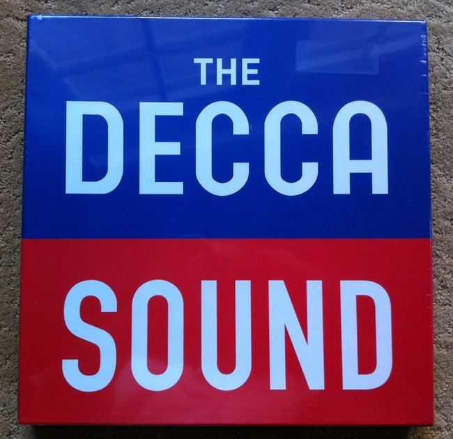 Classical Composers - Decca Sound  6 LP Box Set (Sealed)