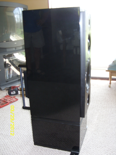 ATC Active/Passive Speakers SCM-50 SL ATC SCM-50 SL Piano Black Active or Passive
