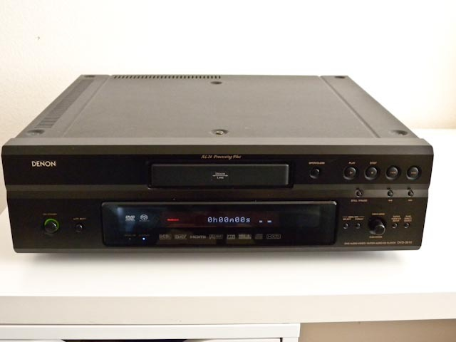 Denon DVD-3910 Super Audio DVD Player