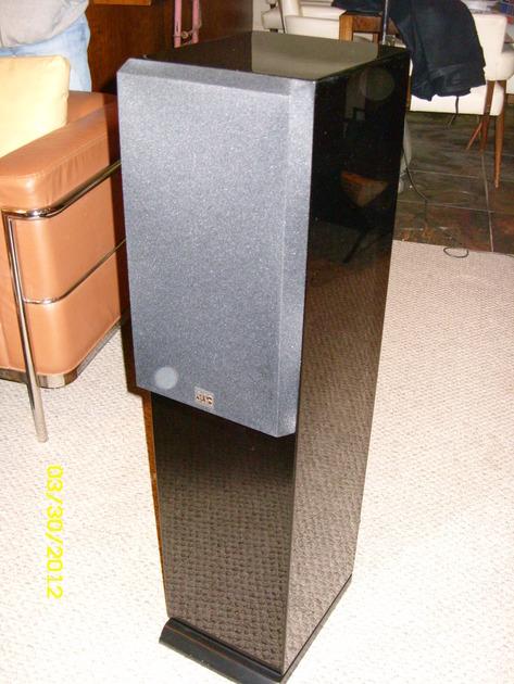 ATC  SCM 20T ASL Studio Control Monitor ATC SCM-20T  ASL Piano Black Active
