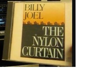 Billy Joel -  - The Nylon Curtain (Japan 35DP gold face, 1st edition)