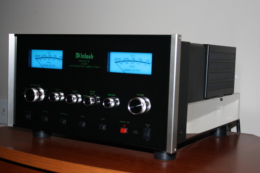 McIntosh MA2275 Tube Integrated Amplifier