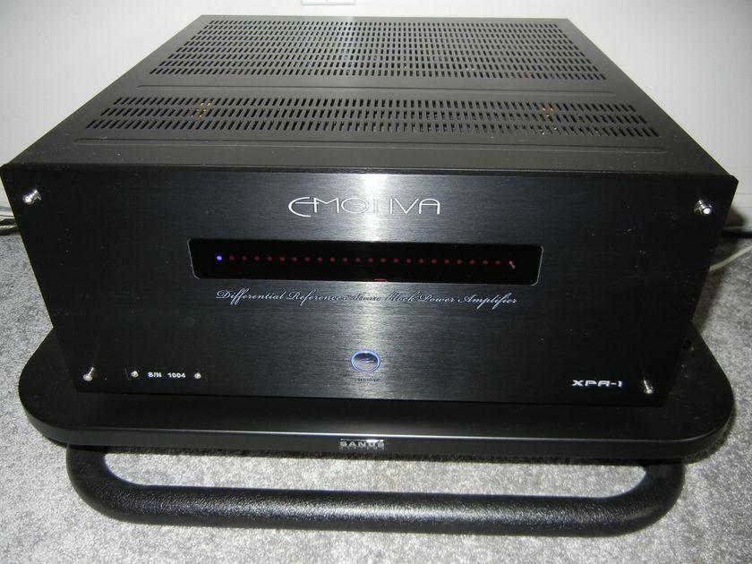 Emotiva XPA-1 500W Mono Block Power Amplifiers (Pair)