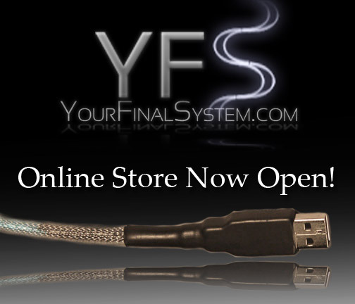 YFS Ref-2 USB Computer Music Server  - NEW!!! Free Shipping!