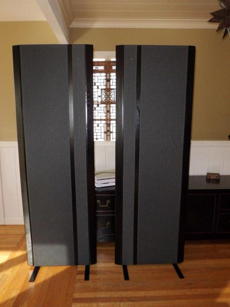 Magnepan 3.5r speakers with boxes & cables Cheaper than 1.7's and twice as good