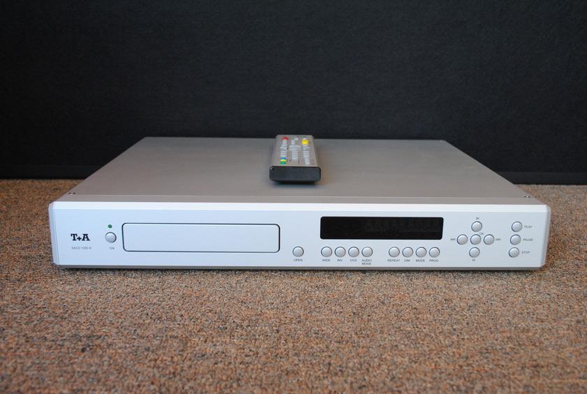 T+A Elektroakustik SACD 1260 R CD/SACD Player
