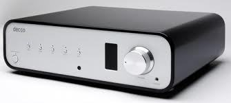 Peachtree Audio Decco Black High Current Integrated Amplifier