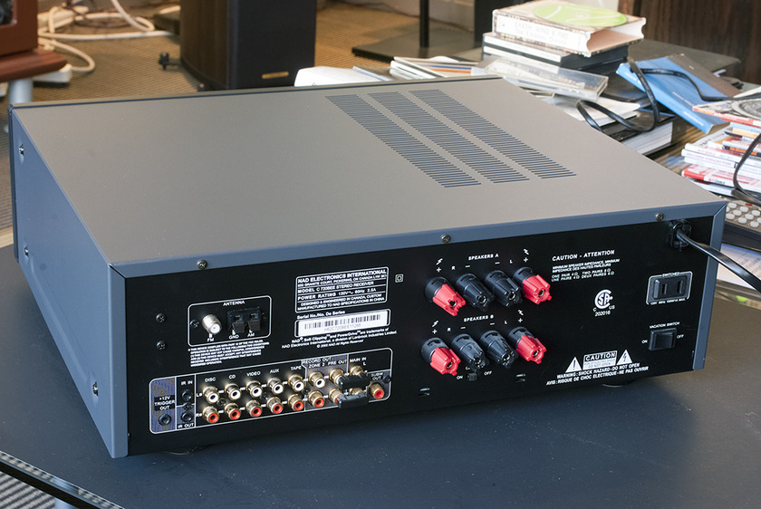 NAD C-720BEE Stereo Receiver; 50w x 2