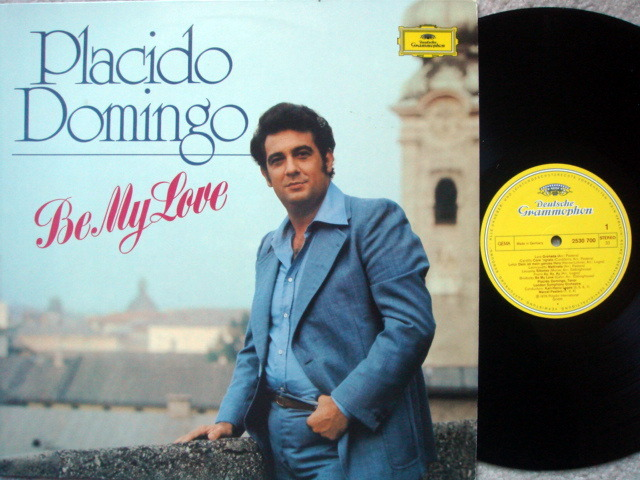DG / PLACIDO DOMINGO-LOGES, - Be My Love, NM!