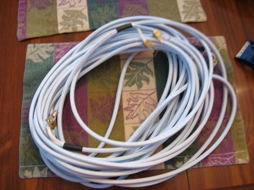 Supra 3.4 Ply  Speaker Cable  8 meters