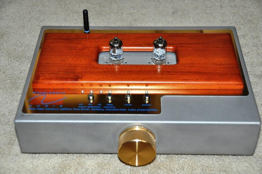 Wavelength Audio SINE New Century Edition Battery Tube Preamplifier