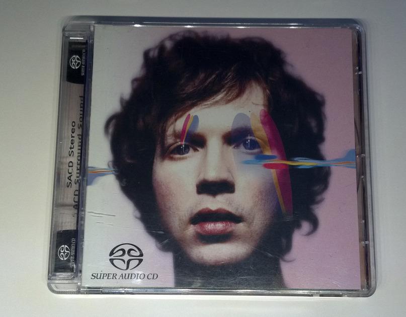 Beck - Sea Change SACD Stereo SACD Surround