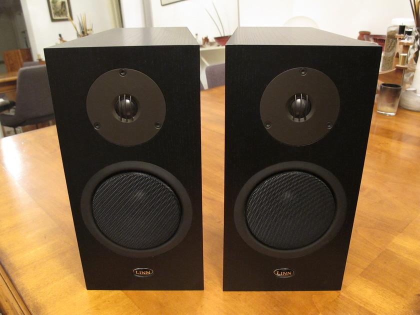 Linn Katan Speaker Set - Black Finish - Excellent Condition