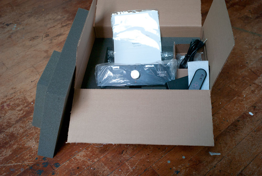 Red Wine Audio Signature 30 Integrated Amplifier w/Remote (RWA Sig 30 Amp, Mint, Sealed box, Direct from the factory)