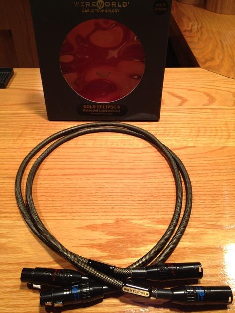Wireworld Gold Eclipse 6 XLR