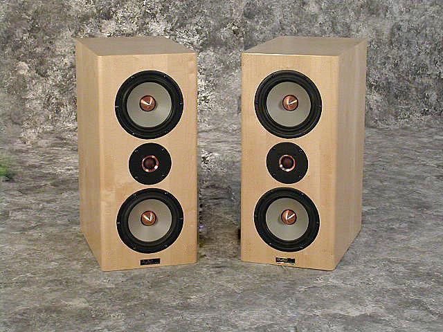 Tyler Acoustics Linbrook sig monitors in maple!  2yr warranty