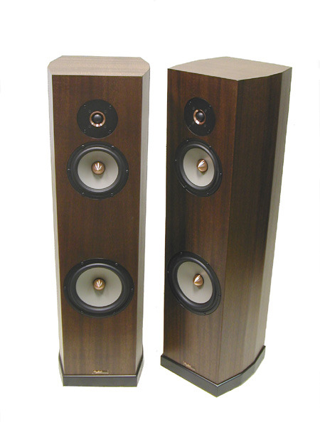 Tyler Acoustics Linbrook system II's (new version) 2yr warranty
