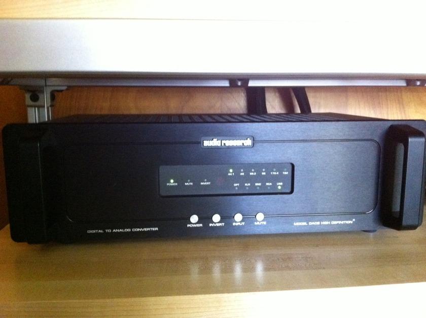 Audio Research DAC8 Black
