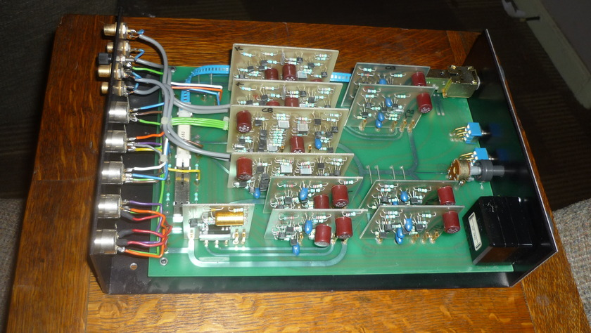 Naim Silver bumper biamp system serviced and updated