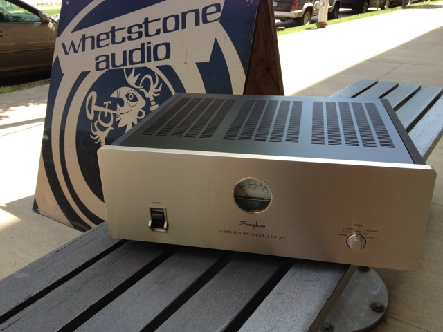 Accuphase PS-500 clean power supply