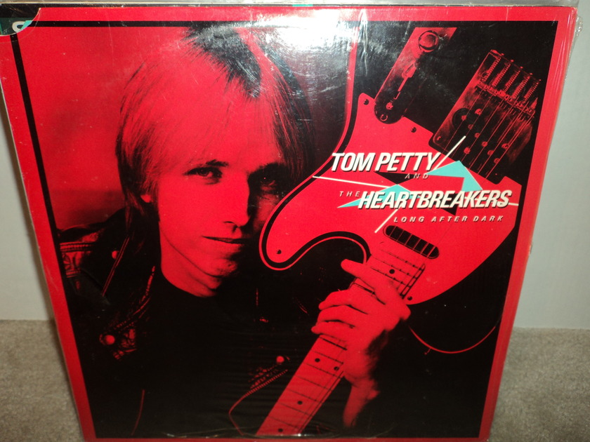 Tom Petty & The Heartbreakers  - (SEALED) Long After Dark Brand New cut-out