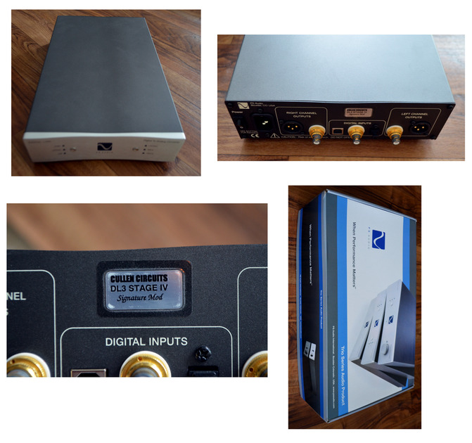 PS Audio Digital Link III (Cullen Mod STAGE 4) DAC
