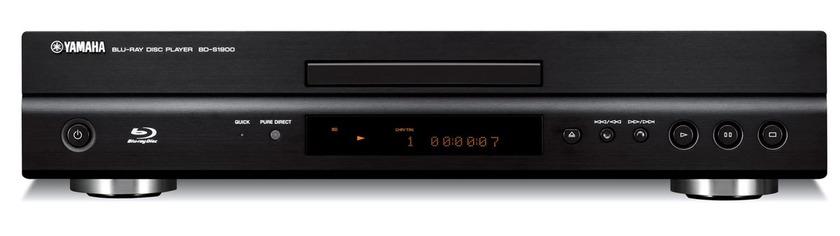 Yamaha BD-S1900 Blu-Ray Player - NICE!
