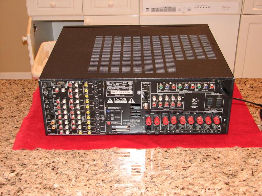Denon   AVR 3803 - AV receiver    - 5.1 channel
