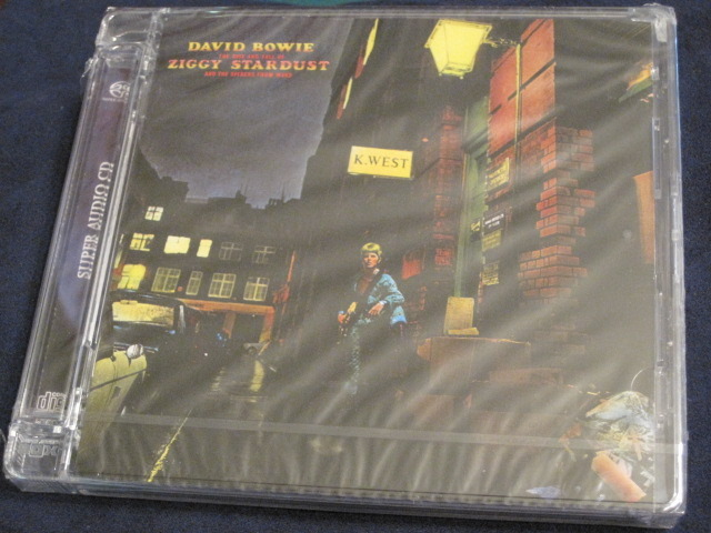 David Bowie - Ziggy Stardust SACD-Still in shrink (price incl shipping)