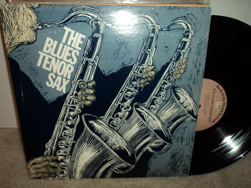 """Arentt Cobb & Eddie """"Lockjaw"""" Davis,  - Coleman Hawkins """"The Blues Tenor Sax"""" & more NM"""