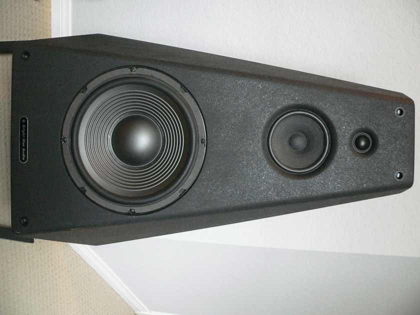 Bright Star Altair rare pair of speakers
