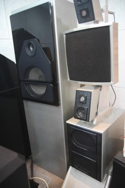 VG Wilson audio  WAMM perfect condition