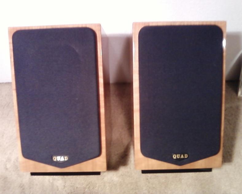 QUAD 11L2 Loudspeakers