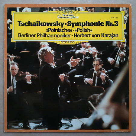 DG | KARAJAN/TCHAIKOVSKY - Symphony No. 3 / NM