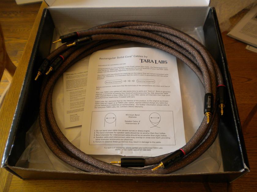 Tara Labs RSC Vector 1 Speaker Cable