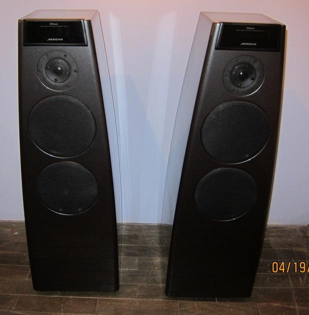 Meridian DSP-5200 Active Speakers MINT