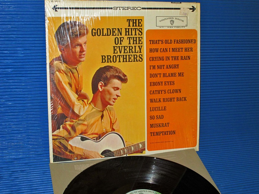 "THE EVERLY BROTHERS - - ""The Golden Hits of"" -  Warner Bros 1973"